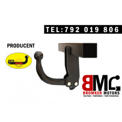 Fixed Towbar AUTOHAK R30 - Fiat Stilo