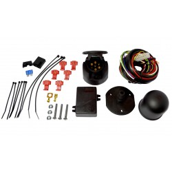 Universal electric kit with module 7 Pin